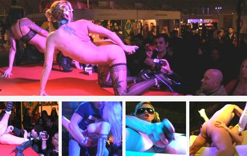 Orgia de sexo en la discoteca GRATIS en tu móvil