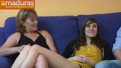 Ainara conoce a la madre y la hija del porno - foto 3