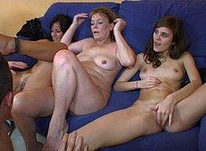 Ainara conoce a la madre y la hija del porno - foto 35