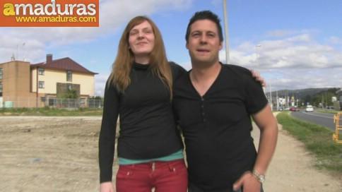 Nueva pareja española en el porno: Dani y Valeria - foto 1