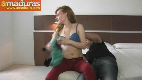 Nueva pareja española en el porno: Dani y Valeria - foto 5