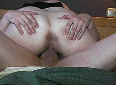 Gordita treintañera muy salida follando sin condón - foto 30