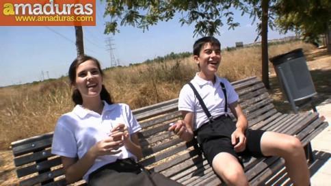 Las travesuras de Ainara y Jordi Niño Polla - foto 1