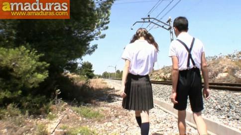 Las travesuras de Ainara y Jordi Niño Polla - foto 5