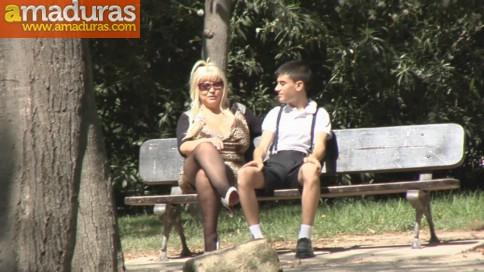 image Jordi le da a una madura rica lo que quiere