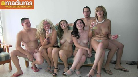 orgias con maduras videos lesbianas españolas
