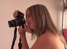 Fotógrafa madurita se folla al modelo buenorro - foto 6