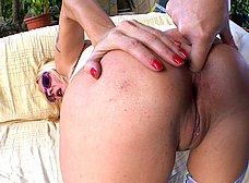 Porno extremo sin censura con la madura Tamarah Dix - foto 17