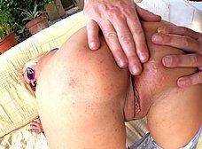 Porno extremo sin censura con la madura Tamarah Dix - foto 19