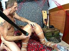 Porno extremo sin censura con la madura Tamarah Dix - foto 27