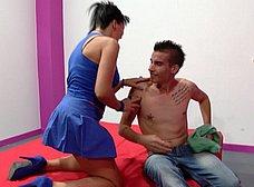 SorpresitaX, la madura sonriente debuta en el porno - foto 7