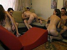 Increible orgia amateur de parejitas españolas - foto 10