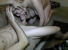 Increible orgia amateur de parejitas españolas - foto 13