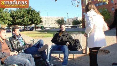 Buscando pardillos en la Universidad De Valencia - foto 4