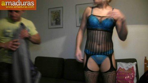 Madurita portuguesa debuta en el porno español - foto 2