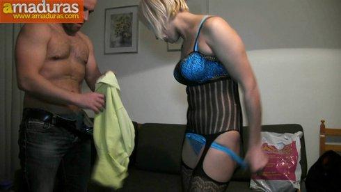 Madurita portuguesa debuta en el porno español - foto 3