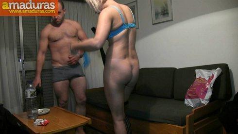 Madurita portuguesa debuta en el porno español - foto 5