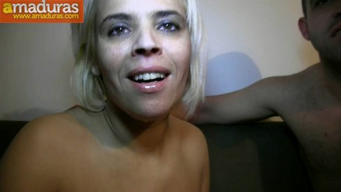 Madurita portuguesa debuta en el porno español - foto 32