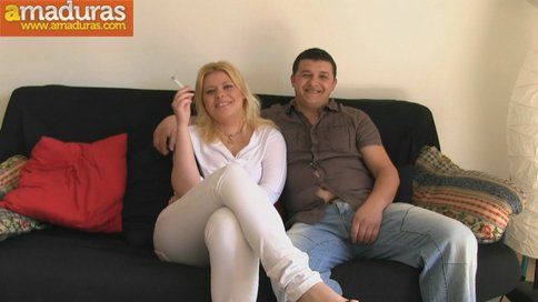 Pareja amateur española grabando un video porno - foto 4