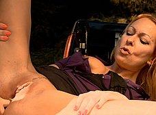 Tamarah Dix, toda una experta en corridas vaginales - foto 17