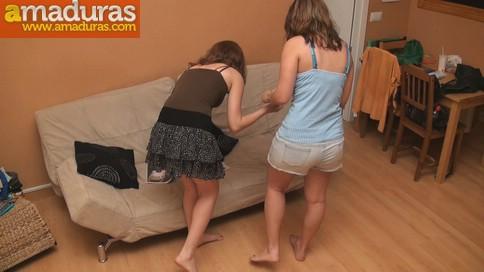Llegan las hermanas del porno: dos cerdas de Sevilla - foto 2
