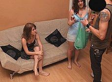 Llegan las hermanas del porno: dos cerdas de Sevilla - foto 6