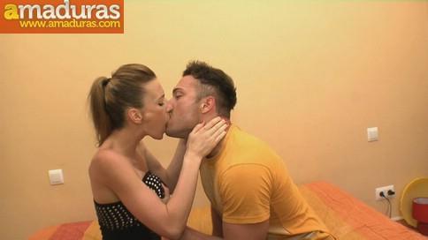Pareja madrileña amateur graba su primer video porno - foto 3