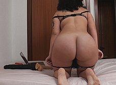 Lulu Petrel, madurita enganchada al sexo anal - foto 11