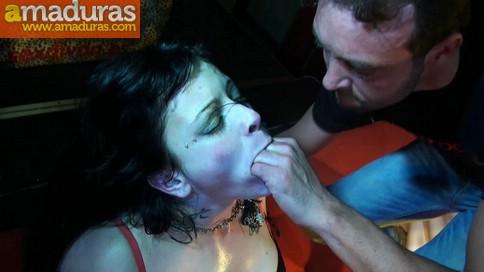 Doble fisting con con Vanesa Rio y Susana Mayo - foto 24