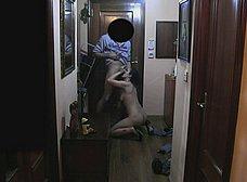 Ama de casa se folla al repartidor baboso - foto 17