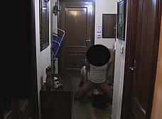 Ama de casa se folla al repartidor baboso - foto 20