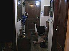 Ama de casa se folla al repartidor baboso - foto 23
