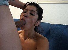 Camarera de bar quiere hacer porno (y termina enculada) - foto 20