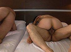 BRUTAL INCESTO porno: padre e hija con madrastra - foto 25