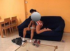 Ama de casa española se folla al cartero timido - foto 11