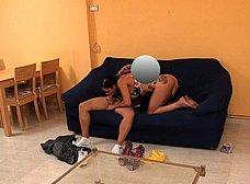 Ama de casa española se folla al cartero timido - foto 15