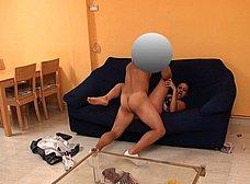 Ama de casa española se folla al cartero timido - foto 29