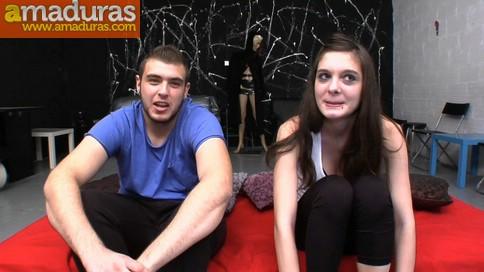 Jose y Andrea, debut porno en Peliculasxporno.com - foto 1