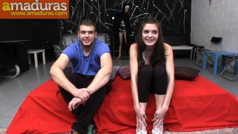 Jose y Andrea, debut porno en Peliculasxporno.com - foto 2