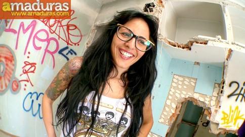 Raquel Abril, la más puta de QQCCMH de Cuatro - foto 3