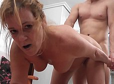 La porno familia aumenta: mi sobrina y su novio - foto 30