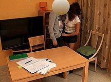 Profesora de inglés de 36 años se folla a su alumno - foto 10