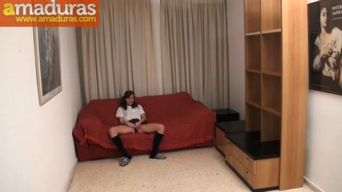 Primera camara oculta de Ainara la colegiala - foto 2