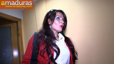 Profesora madura española se folla a un alumno - foto 2