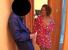 Dependienta de ropa quiere triunfar en el porno - foto 8