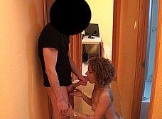 Dependienta de ropa quiere triunfar en el porno - foto 34