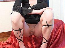 Madura divorciada guarreando con su nuevo amante - foto 6