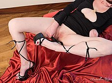 Madura divorciada guarreando con su nuevo amante - foto 7