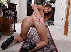 Secretaria madura llega a casa y se masturba - foto 15