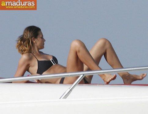 Espectacular Mar Flores en Ibiza: que madurita! - foto 4